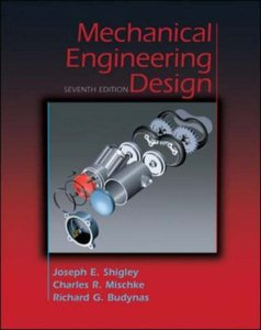 Mechanical Engineering Design, 7/e (美國版ISBN:0072921935)-cover