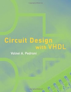 Circuit Design with VHDL (Hardcover)-cover
