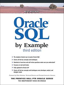 Oracle SQL by Example, 3/e-cover