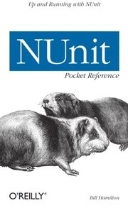 NUnit Pocket Reference-cover