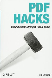 PDF Hacks (Paperback)-cover