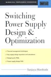 Switching Power Supply Design & Optimization(亞洲版ISBN--0071245049-NT$880)