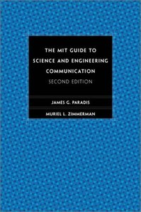 The MIT Guide to Science and Engineering Communication, 2/e-cover