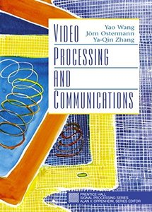 Video Processing and Communications-cover