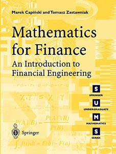 Mathematics for Finance: An Introduction to Financial Engineering-cover