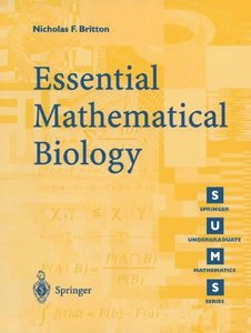 Essential Mathematical Biology (Paperback)