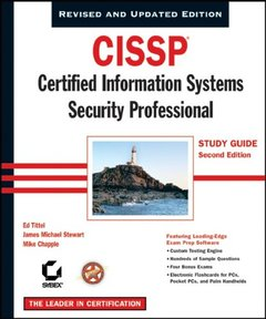 CISSP : Certified Information Systems Security Professional Study Guide, 2/e-cover