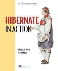 Hibernate in Action-cover