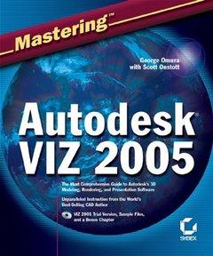 Mastering Autodesk VIZ 2005 (Paperback)-cover