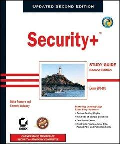 Security+ Study Guide, 2/e (SYO-101)-cover