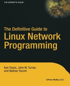 The Definitive Guide to Linux Network Programming-cover