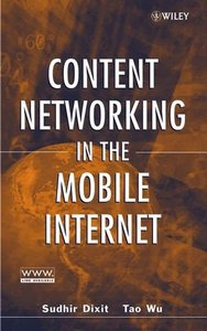 Content Networking in the Mobile Internet-cover