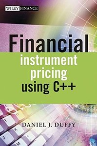 Financial Instrument Pricing Using C++-cover