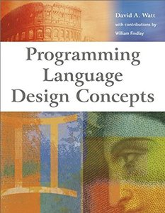 Programming Language Design Concepts (Paperback)-cover
