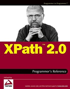 XPath 2.0 Programmer's Reference-cover