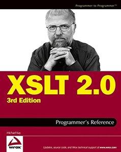 XSLT 2.0 Programmer's Reference, 3/e-cover