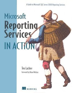 Microsoft Reporting Services in Action (Paperback)-cover
