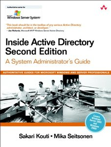 Inside Active Directory: A System Administrator's Guide, 2/e-cover