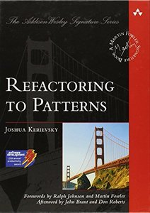 Refactoring to Patterns (Hardcover)-cover