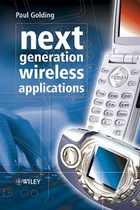 Next Generation Wireless Applications-cover