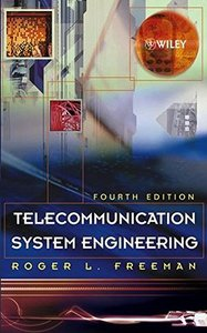 Telecommunication System Engineering, 4/e (Hardcover)-cover