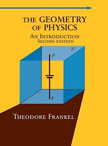 The Geometry of Physics: An Introduction, 2/e (Paperback)-cover