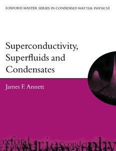 Superconductivity, Superfluids, and Condensates-cover