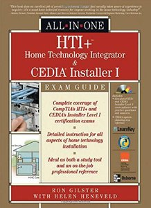HTI+ Home Technology Integration All-in-One Exam Guide