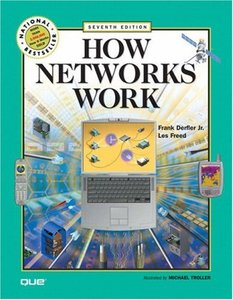 How Networks Work, 7/e (Paperback)-cover