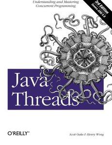 Java Threads, 3/e (Paperback)-cover