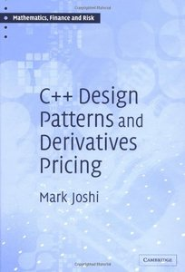 C++ Design Patterns and Derivatives Pricing (Hardcover)-cover