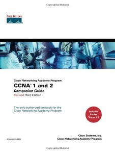 Cisco Networking Academy Program CCNA 1 and 2 Companion Guide, Revised, 3/e (Hardcover)-cover