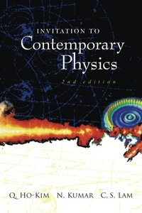 Invitation to Contemporary Physics, 2/e-cover