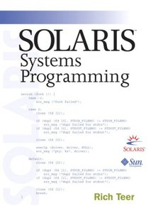 Solaris Systems Programming-cover