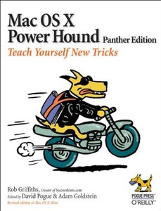 Mac OS X Power Hound-cover