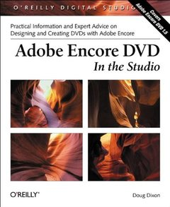 Adobe Encore DVD In The Studio-cover