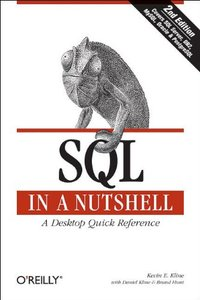 SQL In A Nutshell, 2/e-cover