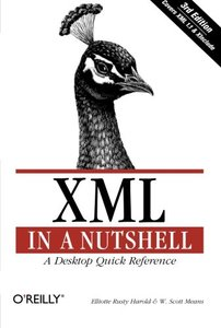 XML in a Nutshell, 3/e-cover