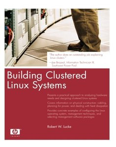 Building Clustered Linux Systems-cover