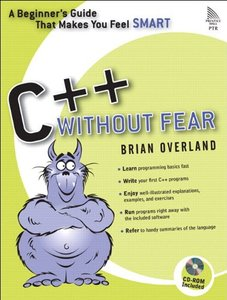 C++ Without Fear : A Beginner's Guide That Makes You Feel Smart-cover