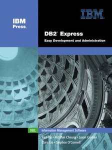 DB2 Express : Easy Development and Administration-cover