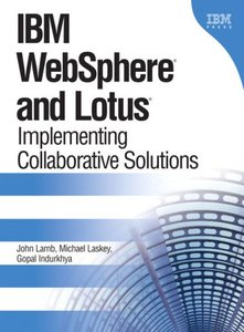 IBM WebSphere and Lotus : Implementing Collaborative Solutions-cover