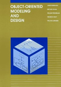 Object-Oriented Modeling and Design-cover