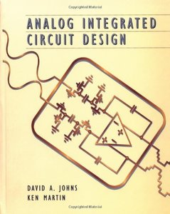 Analog Integrated Circuit Design-cover