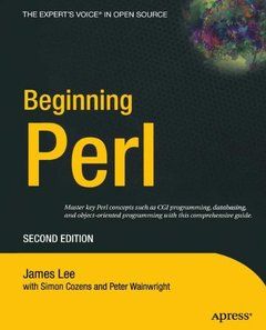 Beginning Perl, 2/e-cover