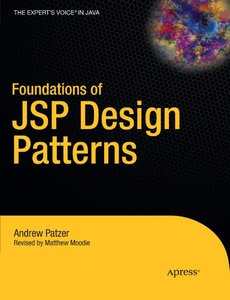 Foundations of JSP Design Patterns