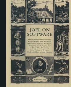 Joel on Software (Paperback)-cover
