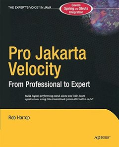 Pro Jakarta Velocity: From Professional to Expert-cover