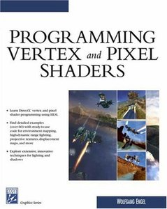 Programming Vertex and Pixel Shaders-cover