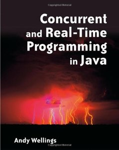 Concurrent and Real-Time Programming in Java (Paperback)-cover
